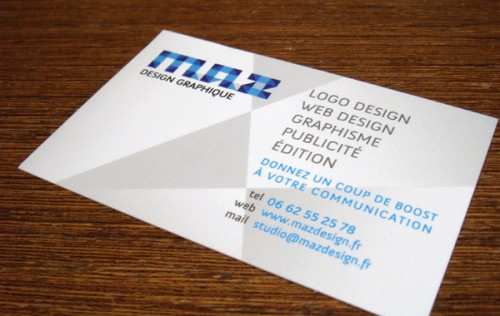 Carte De Visite Exemple Maz 500x316