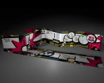 Leporello_Street_Art_design_1_by_B3Ns