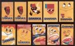 évolution logo Banania