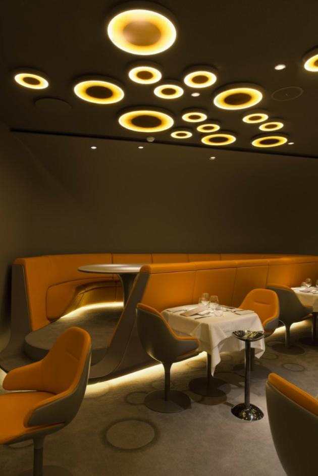 Design d int rieur l incroyable restaurant ciel de paris we com 39 in le blog des - Ciel de bar cuisine ...