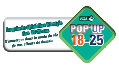 logo pop up